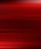 Roter Bewegungsunschärfezusammenfassungshintergrund Lizenzfreie Stockfotografie