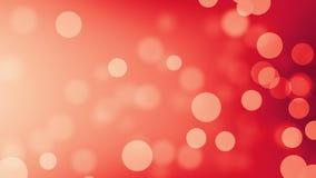 Roter Blured-Zusammenfassungs-Hintergrund stock video footage