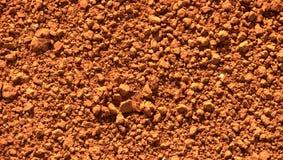 Roter Boden Lizenzfreies Stockfoto