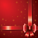 Roter Bogen Stockbilder
