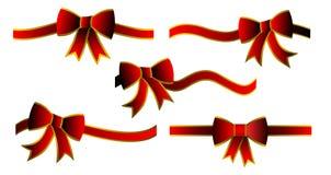 Roter Bogen Stock Abbildung
