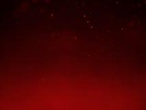 Roter bokeh Zusammenfassungshintergrund und -beschaffenheit Stockbilder