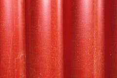 Roter Dachbeschaffenheitshintergrund Lizenzfreies Stockfoto