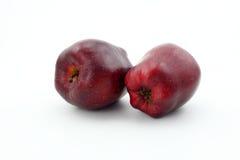 Roter-Deliciousapfel Lizenzfreies Stockfoto