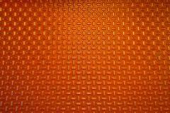Roter Diamantmetallhintergrund oder -beschaffenheit stockfotografie