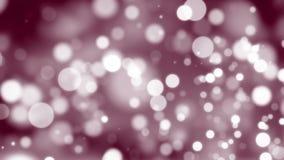 Roter dunkler neues Jahr Loopable-Hintergrund stock footage