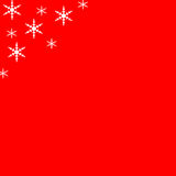 Roter Feiertags-Hintergrund mit weißen Sternen Lizenzfreie Stockfotos