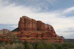 Roter Felsen von Sedona Lizenzfreie Stockbilder