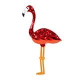 Roter Flamingo Lizenzfreie Stockfotografie