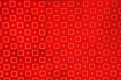 Roter Folien-Hintergrund Lizenzfreie Stockfotografie