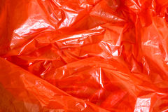 Roter Folien-Hintergrund Lizenzfreie Stockfotos