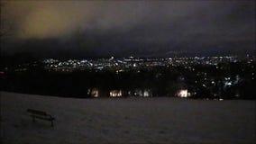 Roter góra lodowa zdjęcie wideo