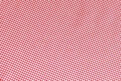 Roter Gingham-Hintergrund Stockfoto