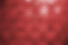 Roter glasiger strukturierter Hintergrund Stockfotografie