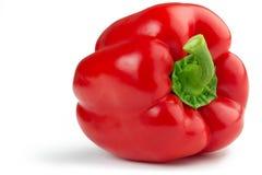 Roter Grüner Pfeffer Lizenzfreies Stockbild