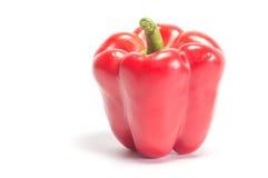 Roter Grüner Pfeffer Stockbild