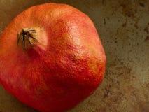 Roter Granatapfel Lizenzfreies Stockbild