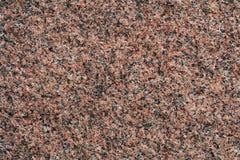 Roter Granit Lizenzfreies Stockbild