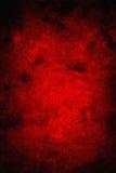 Roter grunge Hintergrund Lizenzfreie Stockbilder