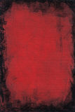 Roter grunge Hintergrund Lizenzfreie Stockfotos