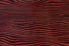 Roter hölzerner Hintergrund Lizenzfreies Stockbild