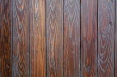 Roter hölzerner Hintergrund der Weinlese mit Beschaffenheit des Holzes Stockfoto