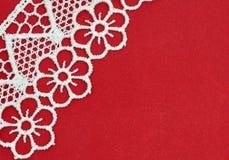 Roter Hintergrund. Lizenzfreies Stockbild