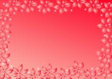 Roter Hintergrund Stockfoto