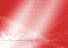 Roter Hintergrund stock abbildung