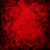 Roter Hintergrund Lizenzfreie Stockbilder