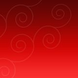 Roter Hintergrund Stock Photo