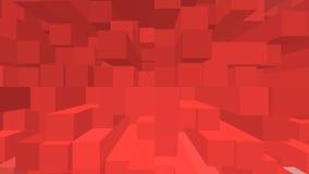 Roter Hintergrund Stockbild