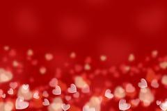 Roter Hintergrund, Innere. lizenzfreies stockfoto