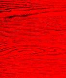 Roter Hintergrund mit hölzerner Struktur Lizenzfreie Stockfotografie