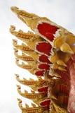Roter König von Nagas Lizenzfreie Stockfotos