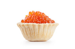 Roter Kaviar Lizenzfreies Stockfoto