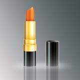Roter Lippenstift stock abbildung
