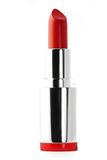 Roter Lippenstift stockfotos