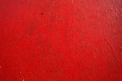 Roter Metallbeschaffenheitshintergrund Stockbilder