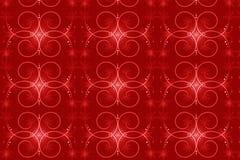 Roter nahtloser Hintergrund Stockfotos