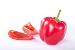 Roter Paprika Stockbilder