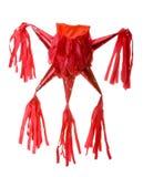Roter Pinata Stockfoto