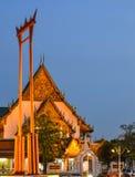 Roter Pole Stockfoto
