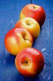 Roter Prinz Apples lizenzfreie stockbilder