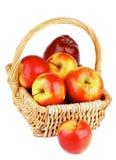 Roter Prinz Apples lizenzfreie stockfotos