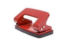 Roter Puncher lizenzfreie stockbilder