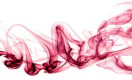 Roter Rauch Stockfotografie
