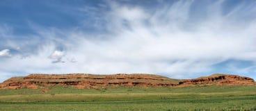 Roter Ridge Lizenzfreie Stockbilder