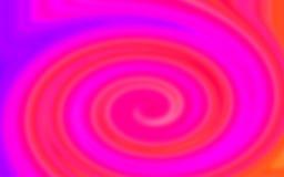 Roter rosa Strudelhintergrund Lizenzfreie Abbildung