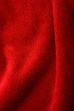 Roter Samt Lizenzfreies Stockfoto
